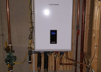 Navien Combination Boiler-Water Heater